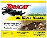 Tomcat 372310 Mole Killer - Worm Bait