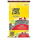 Purina Tidy Cats Non Clumping Cat Litter; Glade Clear Springs Multi Cat Litter - 30 lb. Bag