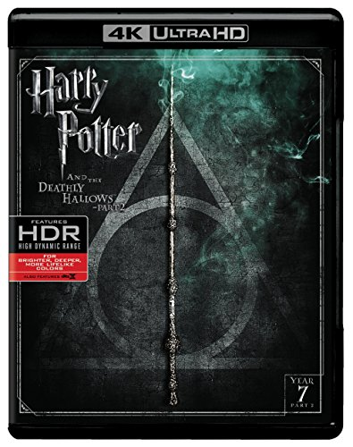Harry Potter and the Deathly Hallows Part 2 (4K Ultra HD + Blu-ray)