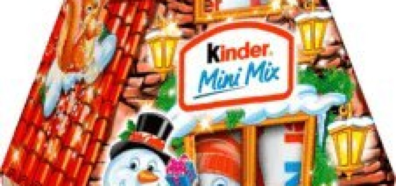 Calendario Avvento Kinder Prezzo.La Top 10 Cioccolatini Natale Kinder Al Miglior Nel 2018