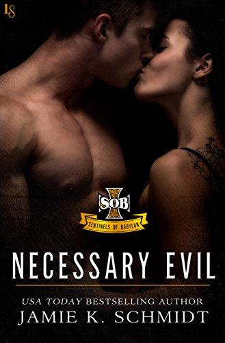 Necessary Evil (Sentinels of Babylon Book 1) by [Schmidt, Jamie K.]