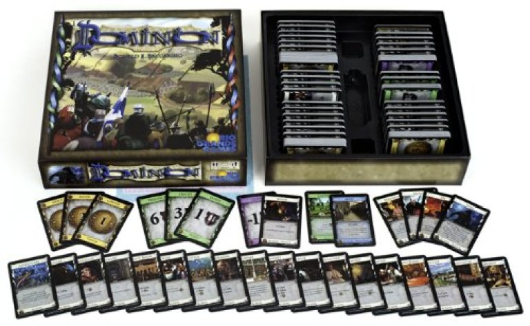 Image result for DOMINION game