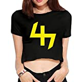 TLK Custom Women Joey Badass Progressive Era Cotton Crop Top