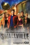 Smallville Group Color TV Poster