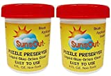 Sunsout Puzzle Preserver, Product Number PG820 Glue (2-Pack)