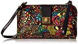 Sakroots Artist Circle Large Smartphone Cross-Body Phone Wallet,Rainbow Spirit Desert