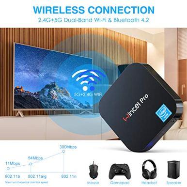 GUZILA-Fanless-Mini-PCWindows-10-Pro-with-Intel-Atom-Z8350-Processor4GB-DDR364GB-eMMC4K-HDBluetooth-42Dual-Band-Wi-Fi