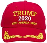 Trump 2020 Keep America Great Red Baseball Cap
