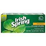 Irish Spring Original Deodorant Bar Soap, 6x90g