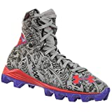 Under Armour Youth Football Shoes Highlight RM Alter EGO JR Grey Superman 5Y
