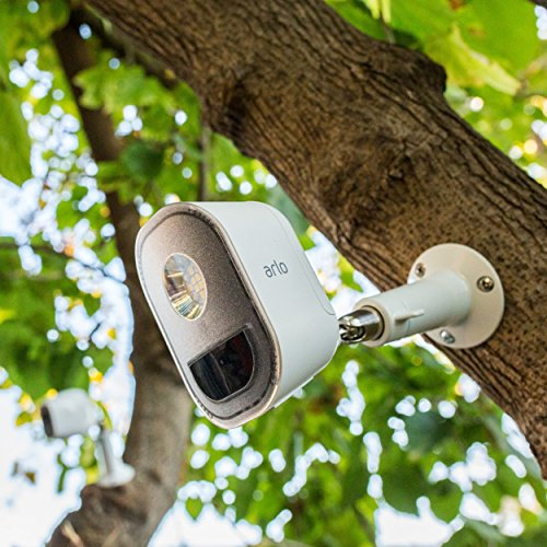 Arlo by netgear 2 indooroutdoor smart home security lights wire 24999 aloadofball Image collections