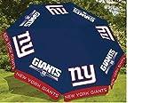 NEW YORK Giants NFL Football 9 Foot Beer Patio Umbrella Market Style