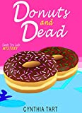 Donuts And Dead (Sleepy Fox Cafe Cozy Mystery Book 2)