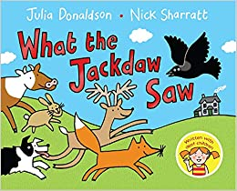 """Image result for what the jackdaw saw"""""""