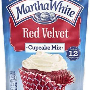 Martha White Red Velvet Cupcake Mix 234g 51obnu70eiL