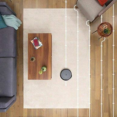 iRobot-Roomba-i3-3550-Robot-Vacuum-with-Automatic-Dirt-Disposal-Disposal-Empties-Itself-Wi-Fi-Connected-Mapping-Works-with-Alexa-Ideal-for-Pet-Hair-Carpets