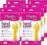 Playtex Handsaver Gloves, X-Large, 6 Count