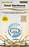 Industrial Test Systems WaterWorks 481108 Total Hardness Test Strip, 3 Second Test Time, 0-1000ppm Range (Pack of 30)