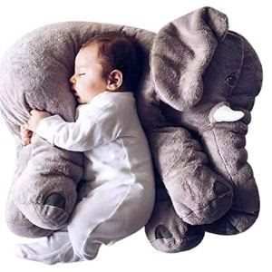 Baby Elephant Pillow, Baby Neck Pillow