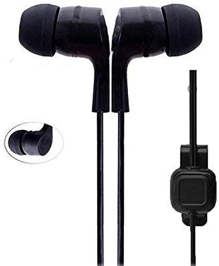 Gibbon Universal Hands-Free/Headphone/Earphone with Mic (Black Or White)