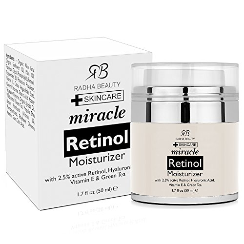 Radha-Beauty-Retinol-Moisturizer-Cream-for-Face-and-Eye-Area-17-Oz-With-Retinol-Hyaluronic-Acid-vitamin-e-and-Green-Tea-Night-and-Day-Moisturizing-Cream