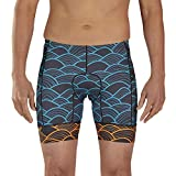 Zoot Men's LTD 7-Inch Tri Shorts - High Performance Triathlon Shorts (Aloha '19, Large)