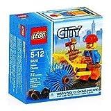 LEGO City Set #5620 Mini Figure Street Cleaner