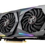 MSI Gaming GeForce GTX 1660 Super 192-bit HDMI/DP 6GB GDRR6 HDCP Support DirectX 12 Dual Fan VR Ready OC Graphics Card…