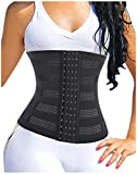 Product review for Gotoly Fitness Quick Weight Loss Waist Trainer Workout Cincher Hourglass Corset