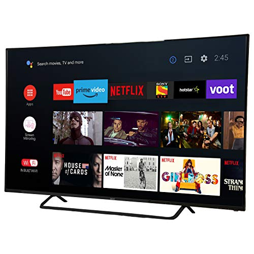Akai 164 cm (65 Inches) 4K Ultra HD Smart LED TV AKLT65U-DS73K (Black) (2018 Model) 3