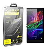 Casebase Premium Tempered Glass Screen Protector TWIN PACK for Razer Gaming Phone (2017)