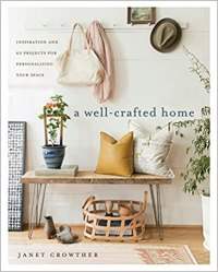 A Well Crafted Home by Janet Crowther Book Cover