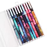 Inverlee Back to School Supplies, 10Pcs/Lot New Cute Cartoon Colorful Gel Pen Set Kawaii Stationery Creative (G)