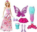 Barbie Fairytale Dress Up, Blonde