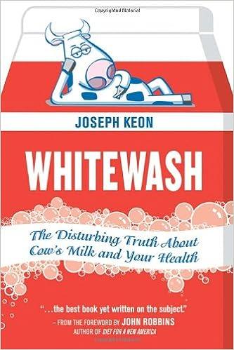 Whitewash Expose On Dairy