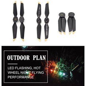 Rechargeable-LED-Light-Flash-Low-Noise-Foldable-Quick-Release-Propellers-with-USB-Cable-for-DJI-Mavic-ProMavic-Platinum-Drone-2-Pairs