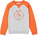 Product review for Kid Nation Kids Long Sleeve Flocking Sweater Casual Round Neck Pullover