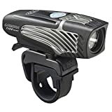 NiteRider Lumina 1100 Boost USB Rechargeable MTB Road Commuter LED Bike Light Powerful Lumens Water Resistant Bicycle Headlight, LED Front Light Easy to Install Cycling Safety