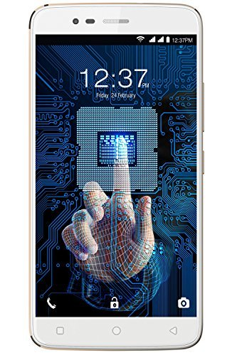 Intex Elyt E7 (32 GB, Champagne)- Unlocked International Model, No Warranty
