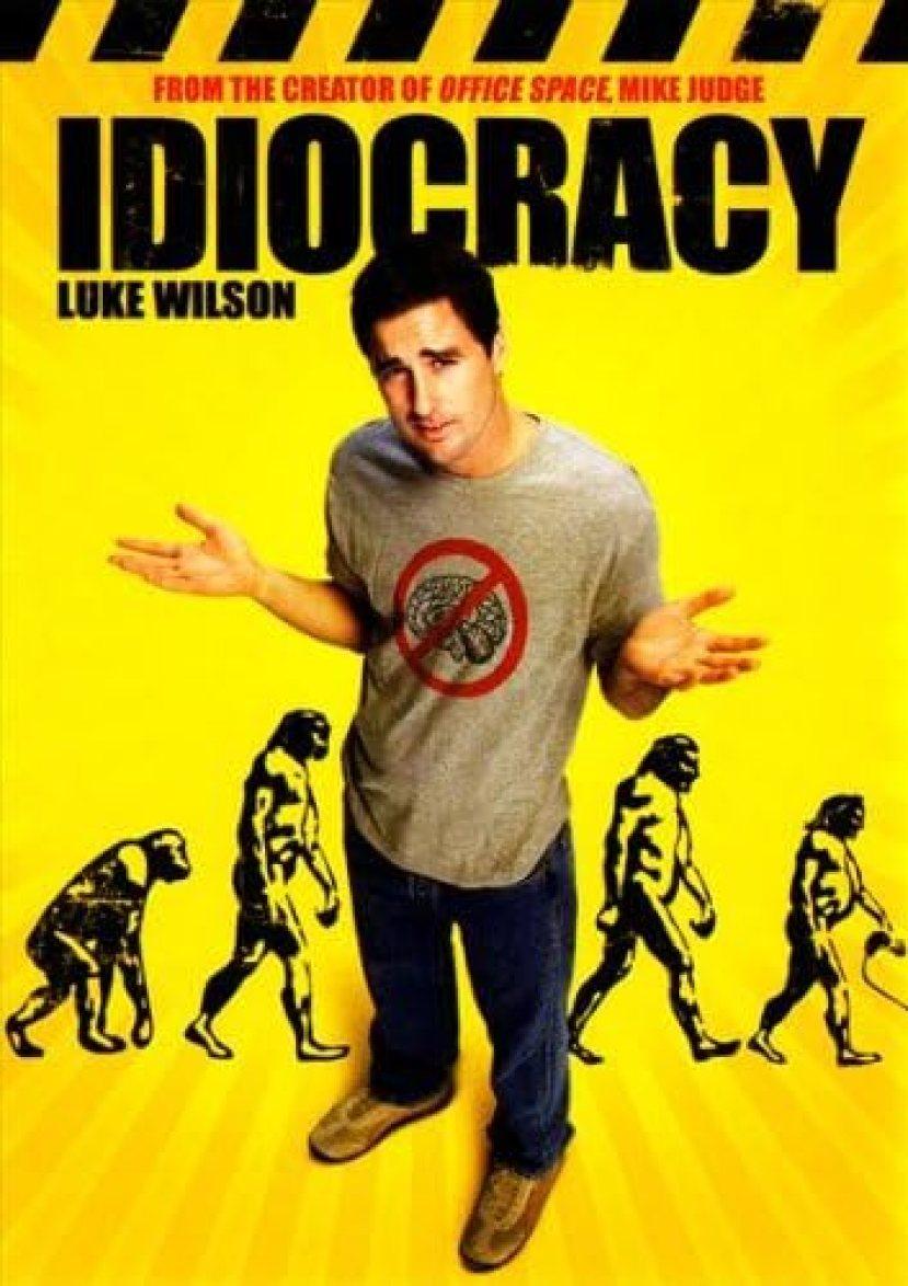 Amazon.com: Idiocracy Poster Movie B 27x40 Luke Wilson Maya Rudolph Dax  Shepard: Prints: Posters & Prints