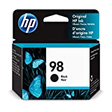 HP 98 Black Ink Cartridge (C9364WN) for HP Deskjet 6940 6988 HP Officejet 100 150 H470 HP Photosmart 2575 C4150 C4180 8049 8050