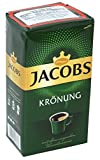 Jacobs Kronung Coffee, 17.6-Ounce Vacuum Packs (Pack of 3)