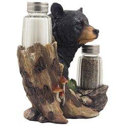 Bear Salt and Pepper Shaker Set