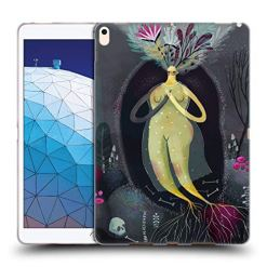 Official Oilikki Rebirth Assorted Designs Soft Gel Case Compatible for iPad Air (2019)