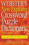 Webster's New Explorer Crossword Puzzle Dictionary