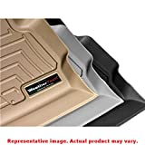 WeatherTech 440661 Custom Fit Front FloorLiners (Black)
