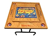 Product review for Puerto Rico Domino Table with the Map