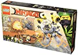 LEGO Ninjago Flying Jelly Sub 70610 Exclusive Building Kit