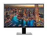 AOC U2777PQU 27-Inch Class IPS 4K LED Monitor, 3840 x 2160, 350sd/m2, 5ms, 50M:1, VGA, DVI, DP, HDMI, USB, SPK, HA