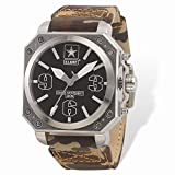 Product review of Jewelry Best Seller US Army Wrist Armor C4 Watch, Blk Dial & Camo Nylon Strap